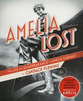 Amelia Lost PDF