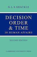 Decision Order and Time in Human Affairs PDF