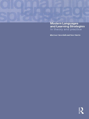 Modern Languages and Learning Strategies