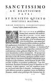 Annales Ecclesiastici0: Volume 2