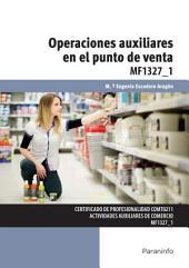 MF1327_1 - Operaciones auxiliares en el punto de venta