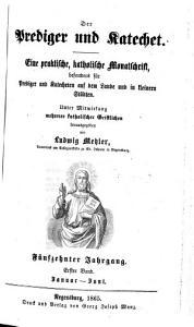 Der Prediger und Katechet PDF