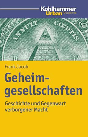 Geheimgesellschaften PDF