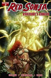 Red Sonja: Vulture's Circle #3