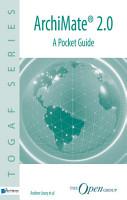 ArchiMate   2 0   A Pocket Guide PDF