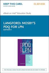 Mosby's PDQ for LPN - E-Book: Edition 4