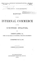 Report on the Internal Commerce of the United States PDF