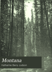 "Montana: ""the Land of Shining Mountains,"""