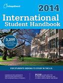 International Student Handbook 2014 PDF