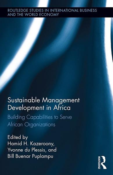 Sustainable Management Development In Africa