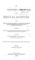 The Half yearly Abstract of the Medical Sciences PDF