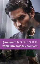Harlequin Intrigue February 2015 - Box Set 2 of 2: Heart of a Hero\The Cattleman\Countermeasures