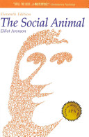 The Social Animal   Readings About the Social Animal PDF