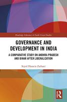 Governance and Development in India PDF