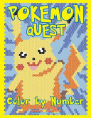 Pokemon Quest Color by Number