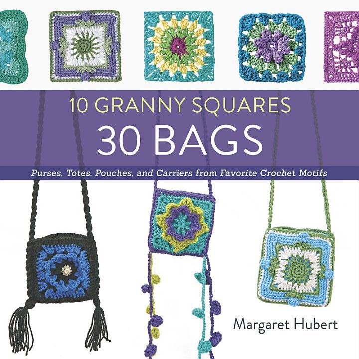 10 Granny Squares 30 Bags