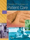 Principles and Techniques of Patient Care PDF