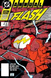 The Flash Annual (1987-) #2