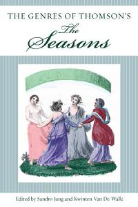 The Genres of Thomson   s The Seasons Book