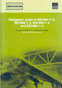 Designers' Guide to EN 1991-1-2, 1992-1-2, 1993-1-2 and 1994-1-2