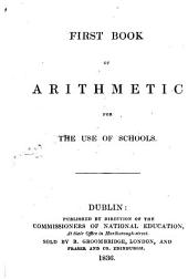 First book of arithmetic for the use of schools. [With] Key