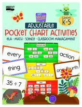 Nature Explorers Adjustable Pocket Chart Activities