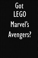 Got LEGO Marvel s Avengers  PDF
