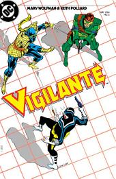 The Vigilante (1983-) #5