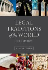 Legal Traditions of the World PDF