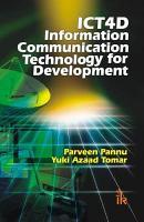 ICT4D Information Communication Technology for Development PDF