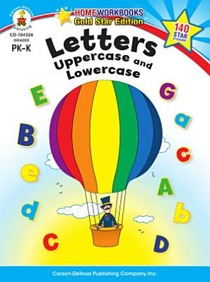 Letters  Uppercase and Lowercase  Grades PK   K