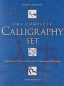 Complete Calligraphy Set
