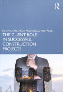 The Client Role in Successful Construction Projects PDF