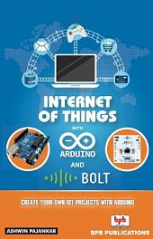 INTRENET OF THINGS WITH ARDUINO AND BOLD IOT