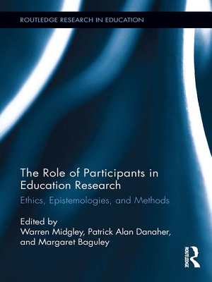 The Role of Participants in Education Research PDF