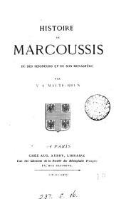 Histoire de Marcoussis, de ses seigneurs et de son monastère