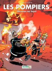 Les Pompiers - tome 2 - Homme au foyer