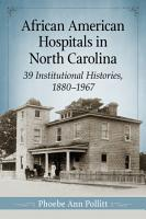 African American Hospitals in North Carolina PDF
