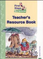 First Steps in Science PDF
