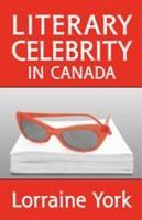 Literary Celebrity in Canada PDF