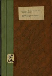 Educational Surveys ...: Issues 15-18