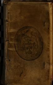 De Devotione, Excellentia, Utilitate Et Necessitate Orationis, de Ieunio & Eleemosyna, Speculum vitae humanae, ac de Eucharistia