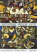 Contemporary American Poetry PDF