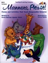 Manners, Please! (ENHANCED eBook): Poems and Activities that Teach Responsible Behavior