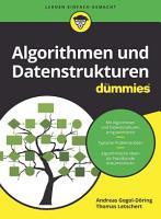 Algorithmen und Datenstrukturen f  r Dummies PDF