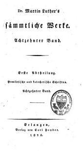 Sämmtliche Werke: nach den ältesten Ausgaben, Band 18