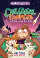 Surprise Under the Stars  Creature Campers Book 2