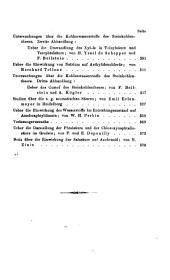 Annalen der Chemie und Pharmacie: Bände 61-62;Bände 137-138