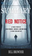 Summary Of Red Notice Book PDF