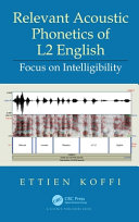 Relevant Acoustic Phonetics of L2 English PDF